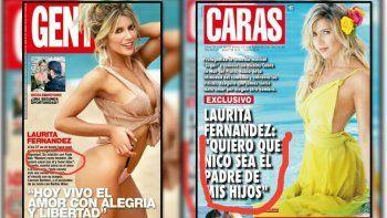Laurita quiere lo mismo con todos sus novios: ya van dos tapas que dice que quiere un hijo