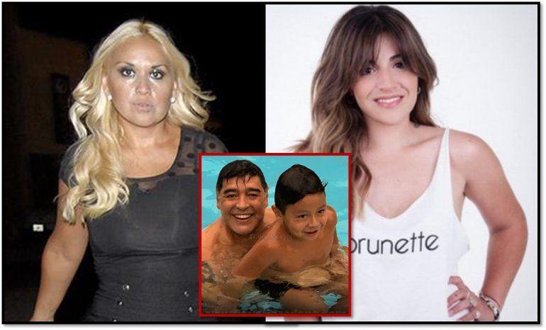 Entre lágrimas Verónica Ojeda se disculpó con Gianinna por haber hecho público el encuentro de Diego y su hijo