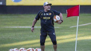 La trama secreta para el regreso de Diego Maradona a Dorados de Sinaloa