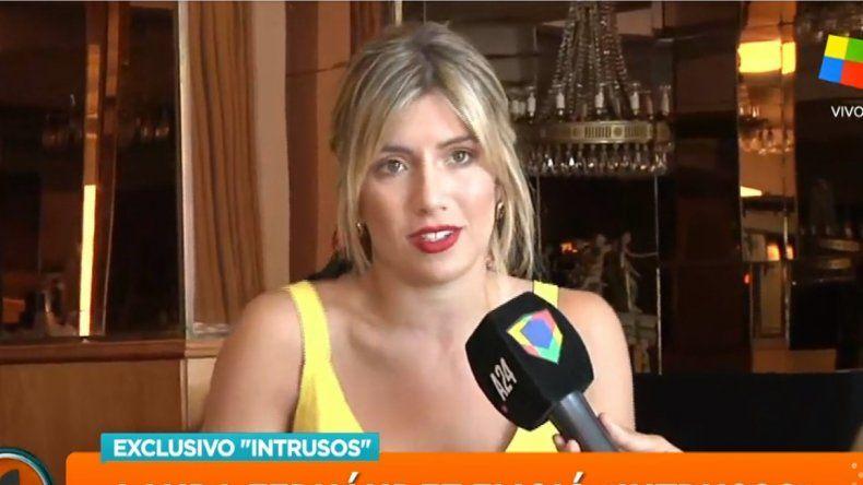 Laurita Fernández habló de su paso por Showmatch: No fue el lugar que más disfrute