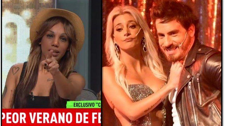 Mimi Alvarado lo asegura y cuenta detalles: Fede Bal y Sol Pérez se están lastrando
