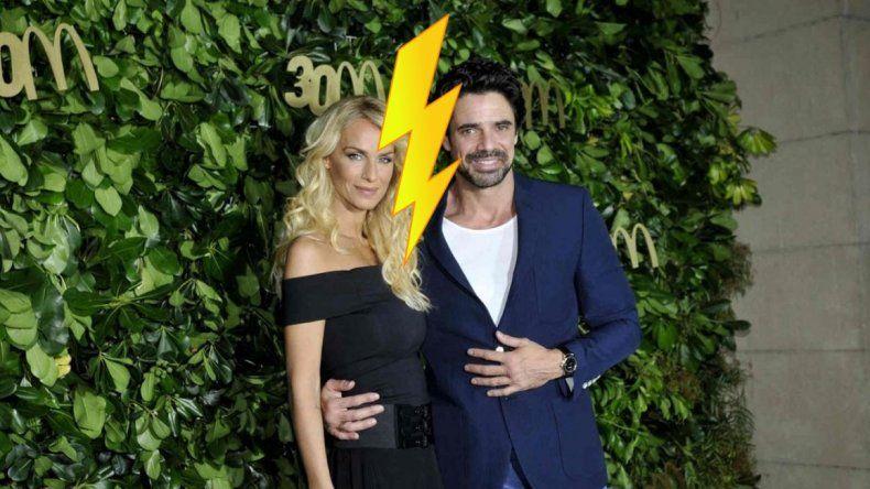 Luciano castro confirmó su separación de Sabrina Rojas luego de los posteos y el supuesto hackeo