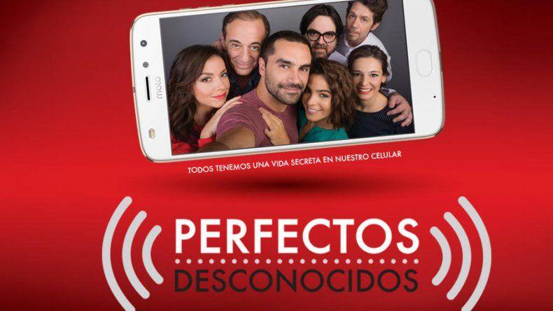 Perfectos desconocidos, al tope de las recaudaciones teatrales en Buenos Aires
