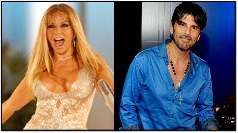 Graciela Alfano polémica: felicitó a Burlando por la defensa a Darthés y apoyó al actor