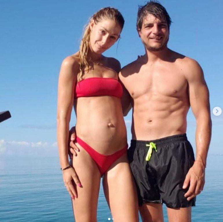 Varios años después del escándalo con Jimena Campisi, Tomás Costantini está en pareja y espera un nuevo hijo