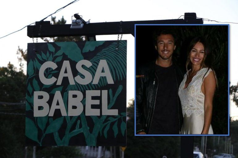 Una mala para Pico Mónaco: ordenaron la clausura de su bar Casa Babel, en Punta del Este