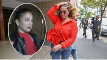 El desgarrador pedido de Nazarena Vélez: A veces me equivoco y no mido consecuencias
