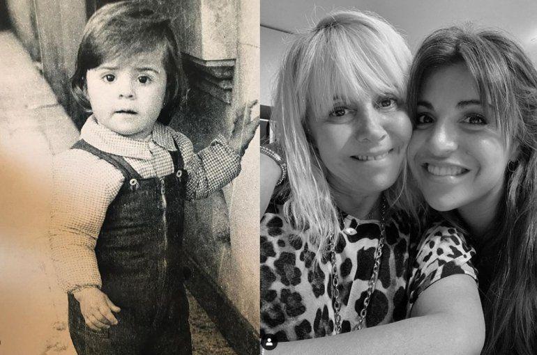 En medio del escándalo entre las mujeres Maradona, Gianinna escribió un emotivo mensaje a su madre, Claudia Villafañe