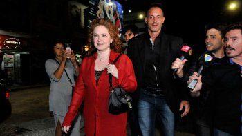 El abogado de Andrea del Boca habló después de la salida juntos al teatro