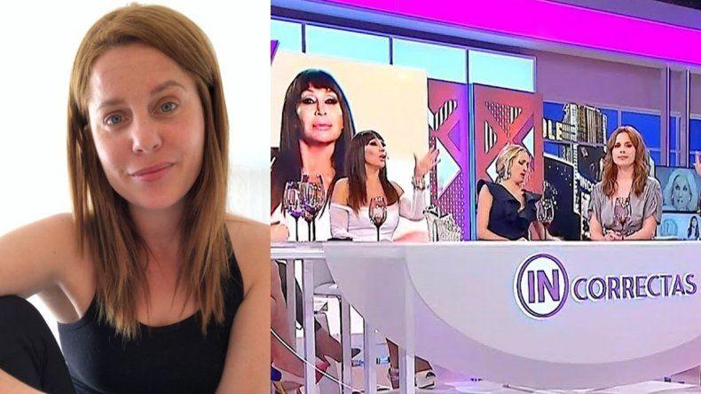 Agustina Kämpfer acusa: Me echaron de Incorrectas por denunciar a Eduardo Feinmann
