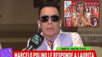 Polino lapidario con Laurita Fernández: Se Cabretizó