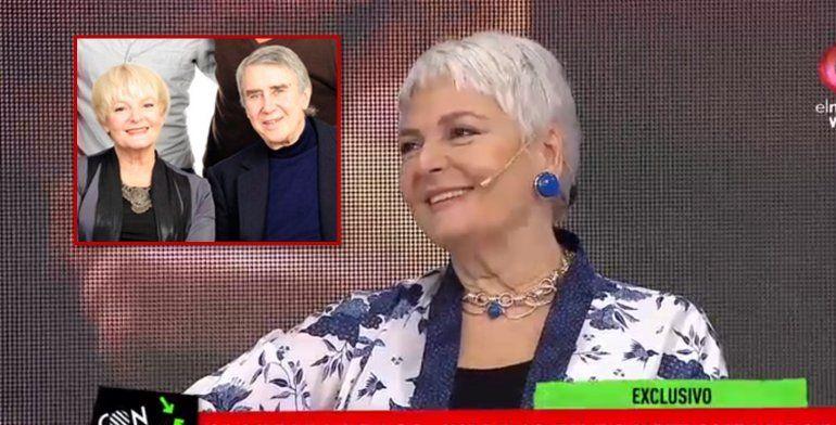 Claudia Lapacó habló de la salud de Rodolfo Bebán, su ex marido
