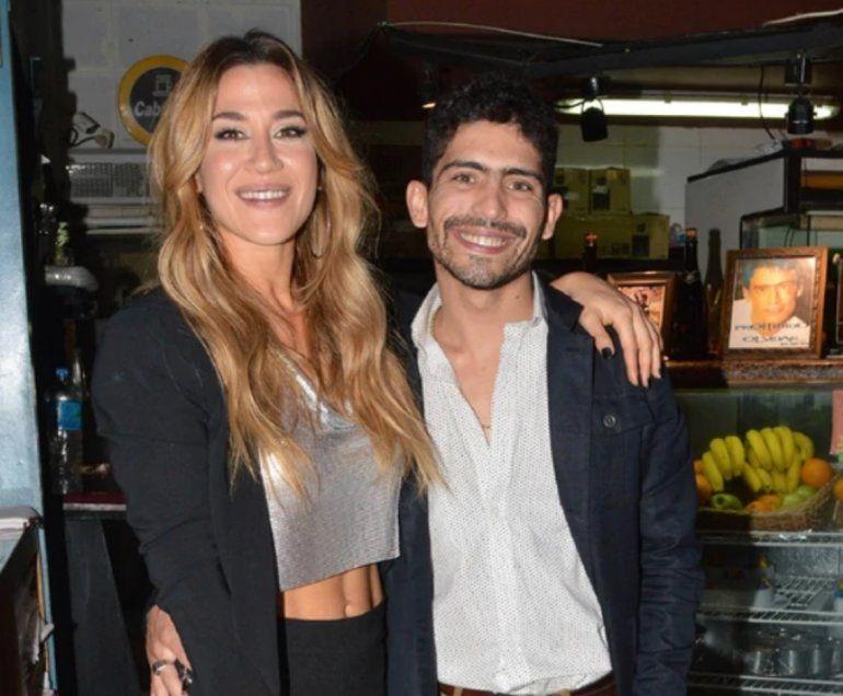 Jimena Barón intenta despegarse de la denuncia por violencia contra su ex, Rodrigo Romero