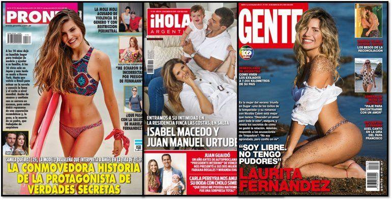 Las revistas de la semana