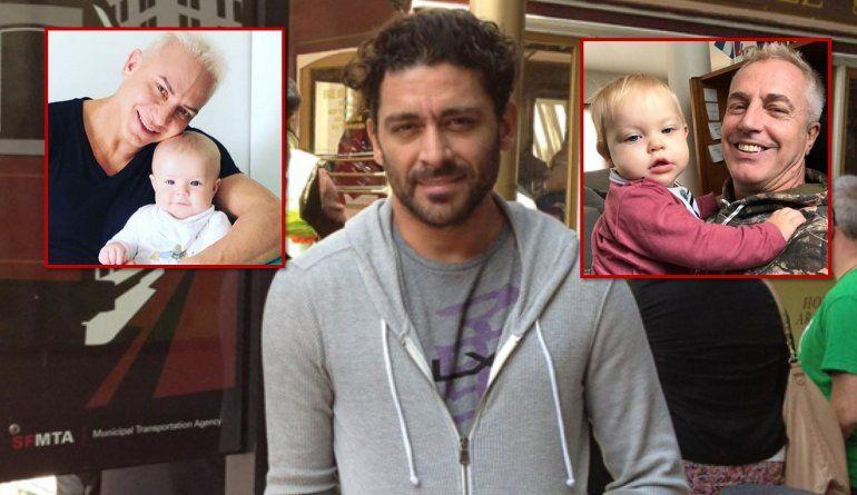 Hernán Piquín le tira un palito a Marley y Flavio: Traer un bebé al mundo para salir en una revista conmigo no va