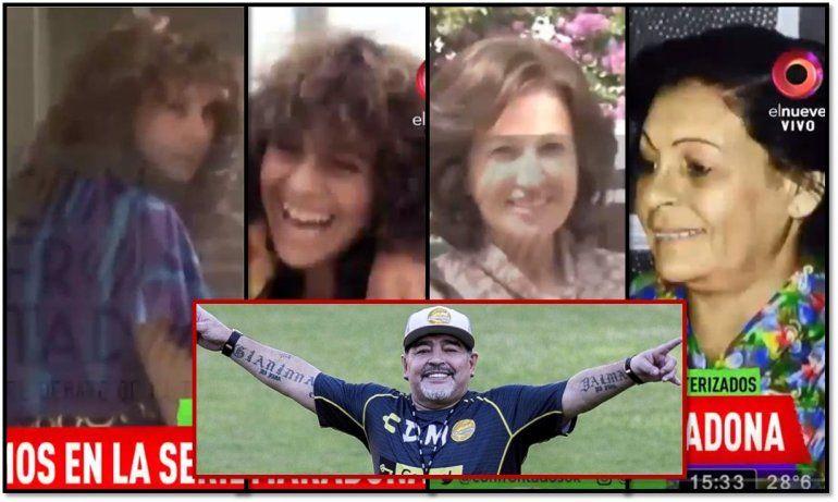 Toda la intimidad de la serie de Maradona: sus personajes y las primeras grabaciones