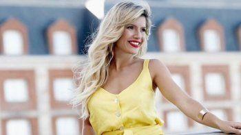 El motivo por el que Laurita Fernández se bajó de la conducción de los Premios Estrella de Mar
