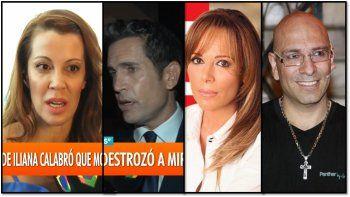 Guerra de comedias en Carlos Paz: Miriam Lanzoni furiosa con Iliana Calabró