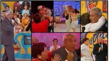 Arrancó El precio Justo con Lizy: mirá la versión anterior con Fernando Bravo y los insólitos festejos de los participantes