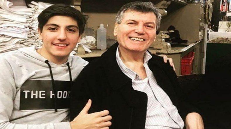 Duro testimonio del hijo de Carlos Calvo, Facundo, sobre la salud del actor: Últimamente no está tan bien; trato de sacarle palabras y a veces no puedo