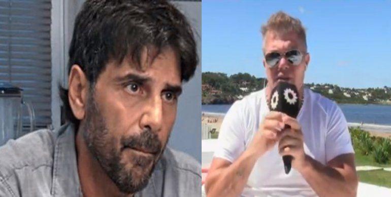 Burlando contó los detalles de la posible detención de Darthés en Nicaragua