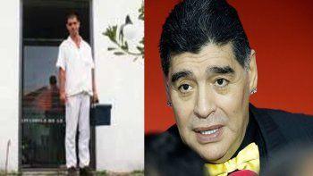 Habló por primera vez en 20 años el médico que le salvó la vida a Maradona en Punta del Este