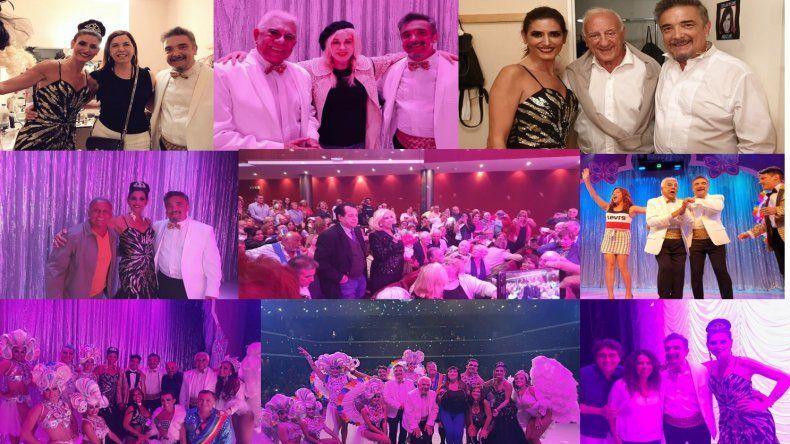Con 6 nominaciones a los Premios Estrella de Mar, La jaula de las locas es la comedia elegida por los famosos
