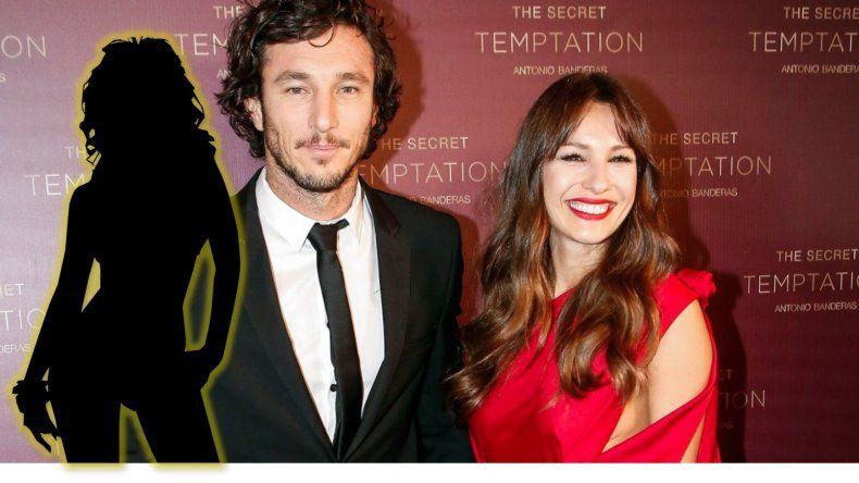 Pampita habló de una tercera en discordia y apareció una foto de Pico con una rubia