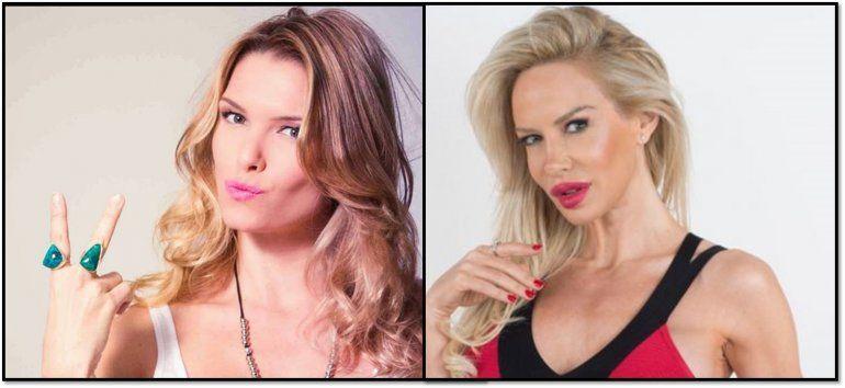 Sofía Zámolo contó que estuvo con dos amantes de Luciana Salazar