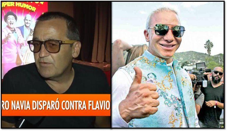 Carlos Paz; Álvaro Navia disparó contra Flavio Mendoza: No me puedo sentar en un trono a disfrutar que me va bien y a otros no