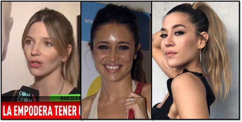 Marcela Kloosterboer se mete en la pelea de Mengolini y Jimena Barón: Me parece que hay un poquito de envidia