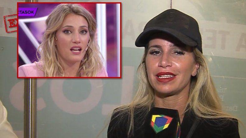 Flor Peña destruyó a Mica Viciconte: Es una mediática que no sabe nada