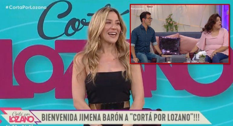 Se cumplió: Jimena Barón empezó a conducir el programa de Vero Lozano pero Nicole la plantó y no fue