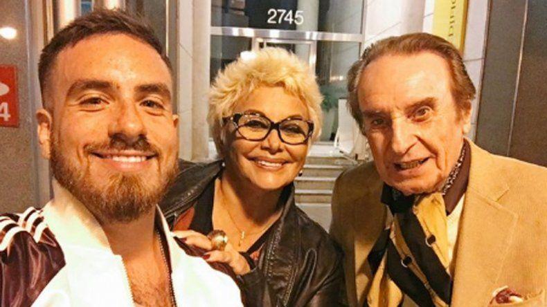 ¿No los quieren? Amplio abucheo a Carmen Barbieri, Fede y Santiago Bal por su ausencia en los Estrella de Mar
