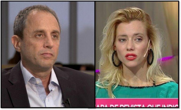 Enfrentados: Ernesto Tenembaum opinó sobre la renuncia de Nicole a Cortá por Lozano, y la modelo se enfureció