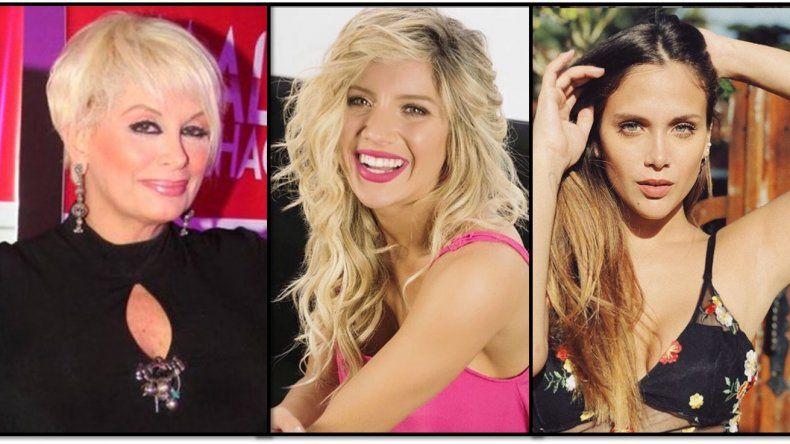 La tapa de Gente en Mar del Plata promete escándalo: se reencuentran Carmen, Laurita y Barbie Vélez