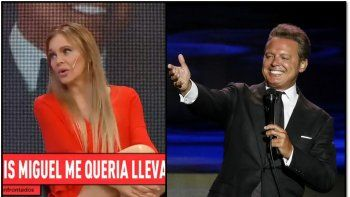 Patrica Sarán recordó su romance con Luis Miguel y contó anécdotas que vivió junto al cantante
