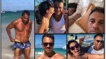 Las vacaciones de Sergio Lapegüe: deportes acuáticos