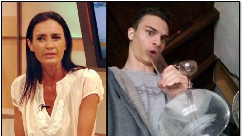 Desconsolada Federica Pais habló de la detención de su hijo: Venía con problemas, me dio mucha vergüenza su actitud