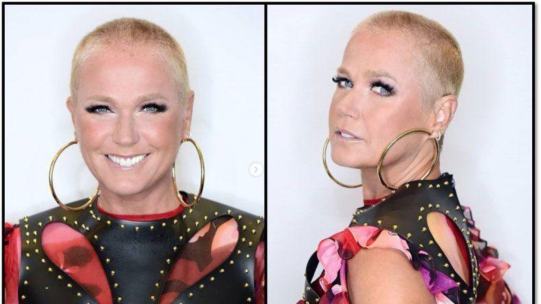 El drástico cambio de look de Xuxa, que no gustó nada entre sus seguidores