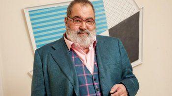Jorge Lanata se encuentra nuevamente internado en la Fundación Favaloro