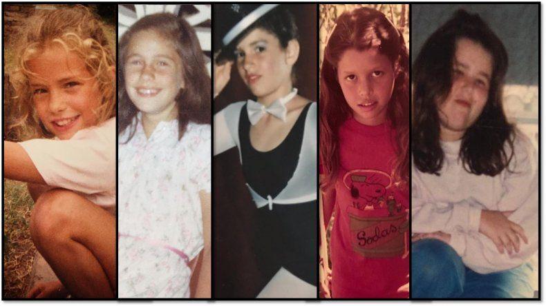 Bajo el lema #Niñasnomadres las actrices se solidarizaron con el caso de la nena de 11 años violada en Tucumán