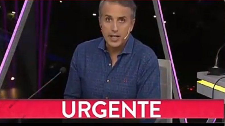 La pifió feo: Gustavo Tubio, periodista de TN y un increíble fallido sobre el fallecimiento de Franco Macri