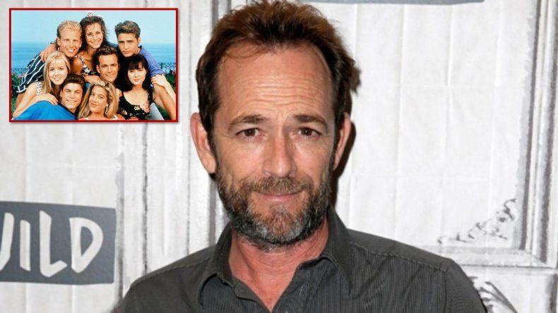 Murió Luke Perry, el actor de  Beverly Hills 90210