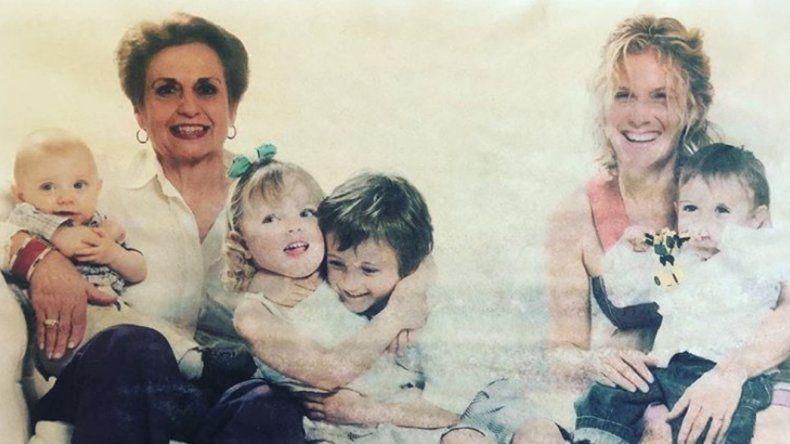 El conmovedor recuerdo de Maru Botana, en el día del cumpleaños de su hijo fallecido: Sos nuestro ángel