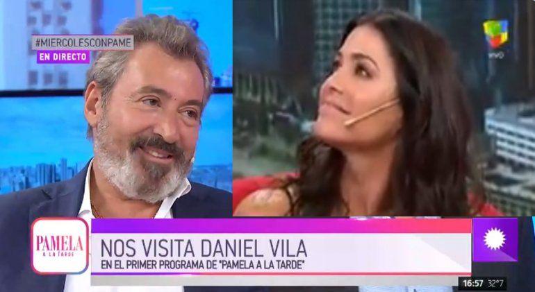Exigencia al aire: Pamela David le pidió otro hijo a Daniel Vila, pero él no quiere saber nada