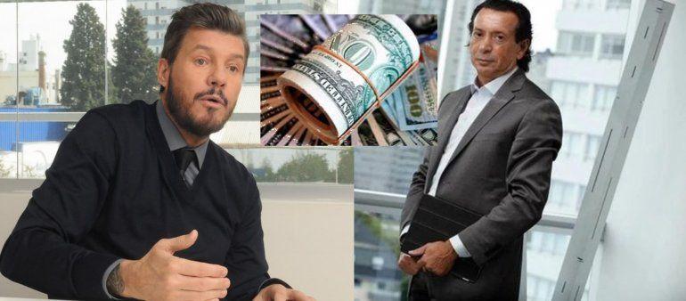 Fuerte respuesta de Marcelo Tinelli al Ministro de Producción por la escalada del dólar: Estamos muy preocupados