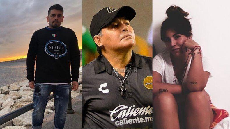 Diego Maradona tiene 3 hijos más: la respuesta de Gianinna y Diego Jr.