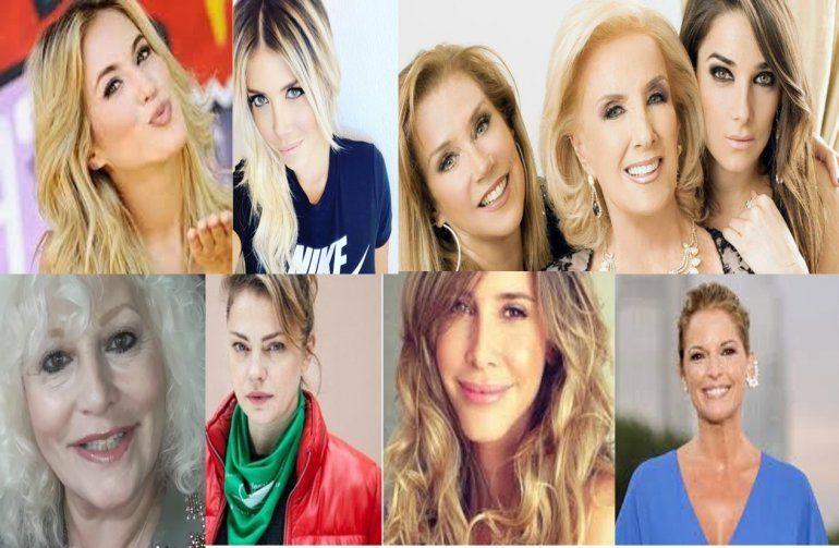 Día de la mujer: los posteos de los famosos por el 8M