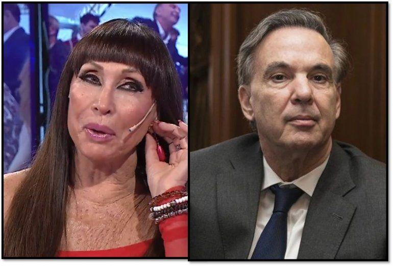 Moria Casán tuvo un encuentro especial con un político que la calienta: ¿Quién es?